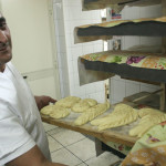 Addetto alla lavorazione dei prodotti da forno